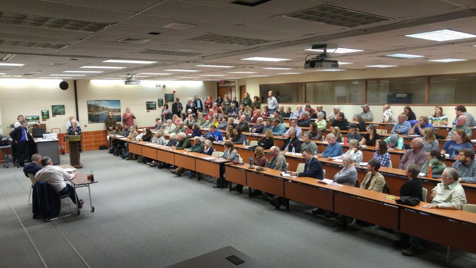 EPA Listening Session Attendees