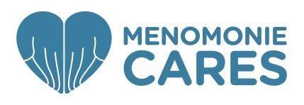Menomonie Cares Logo