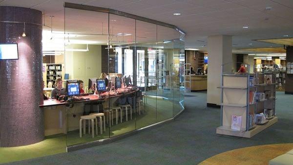 L.E.Phillips Library