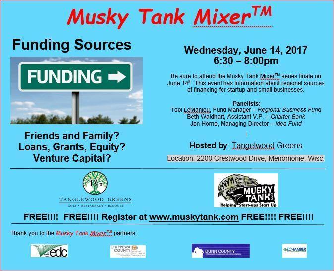 Musky Tank Mixer