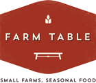 Amery Farm Table Logo