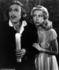 Gene WIlder and Terri Garr
