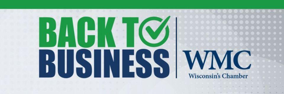 WMC Back to Business Logo