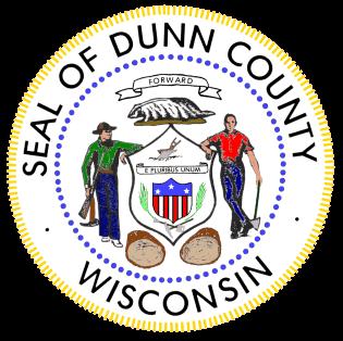 dunn county seal