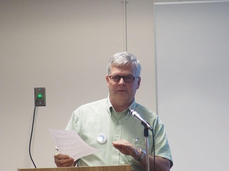 Jeff Smith Moderates