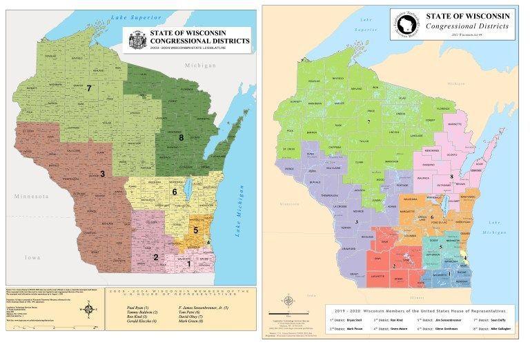 district map comparison