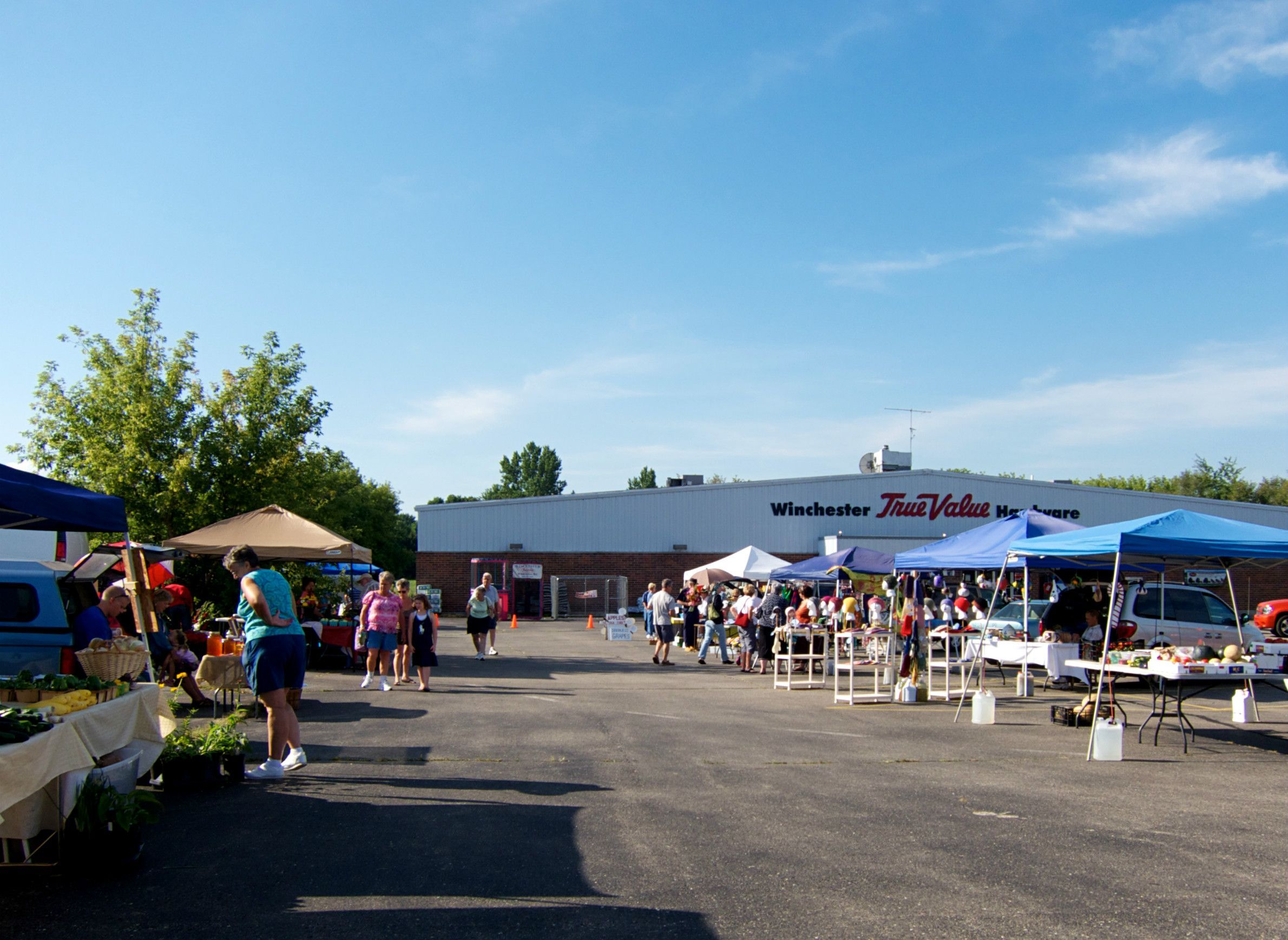 Whitewater Farmers Market