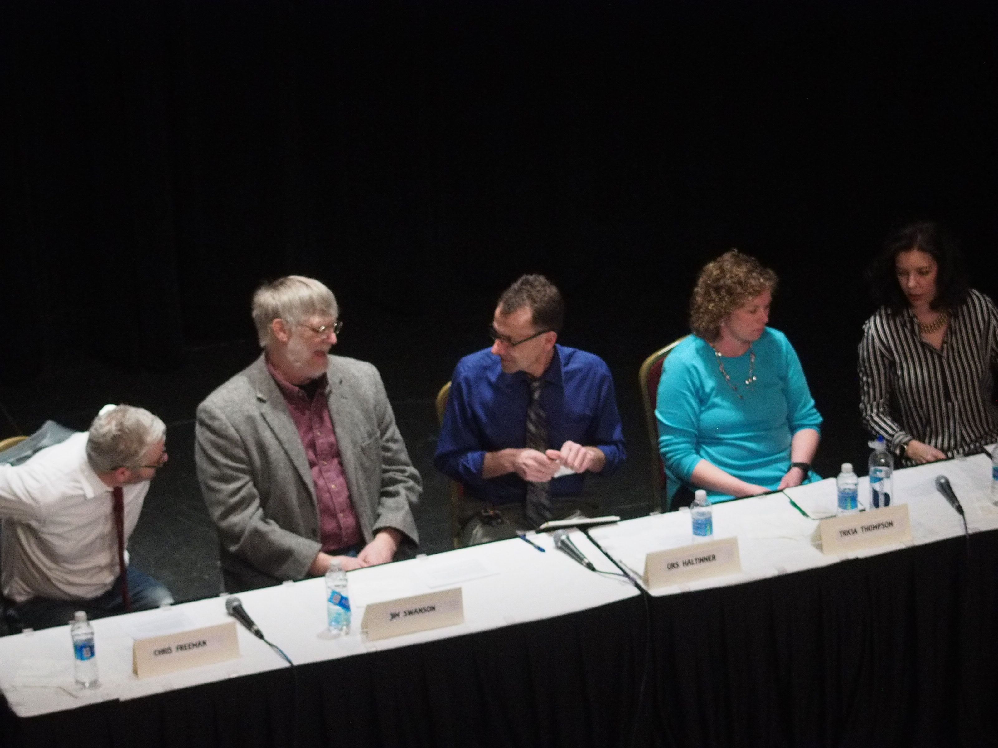 School Board Forum Picture