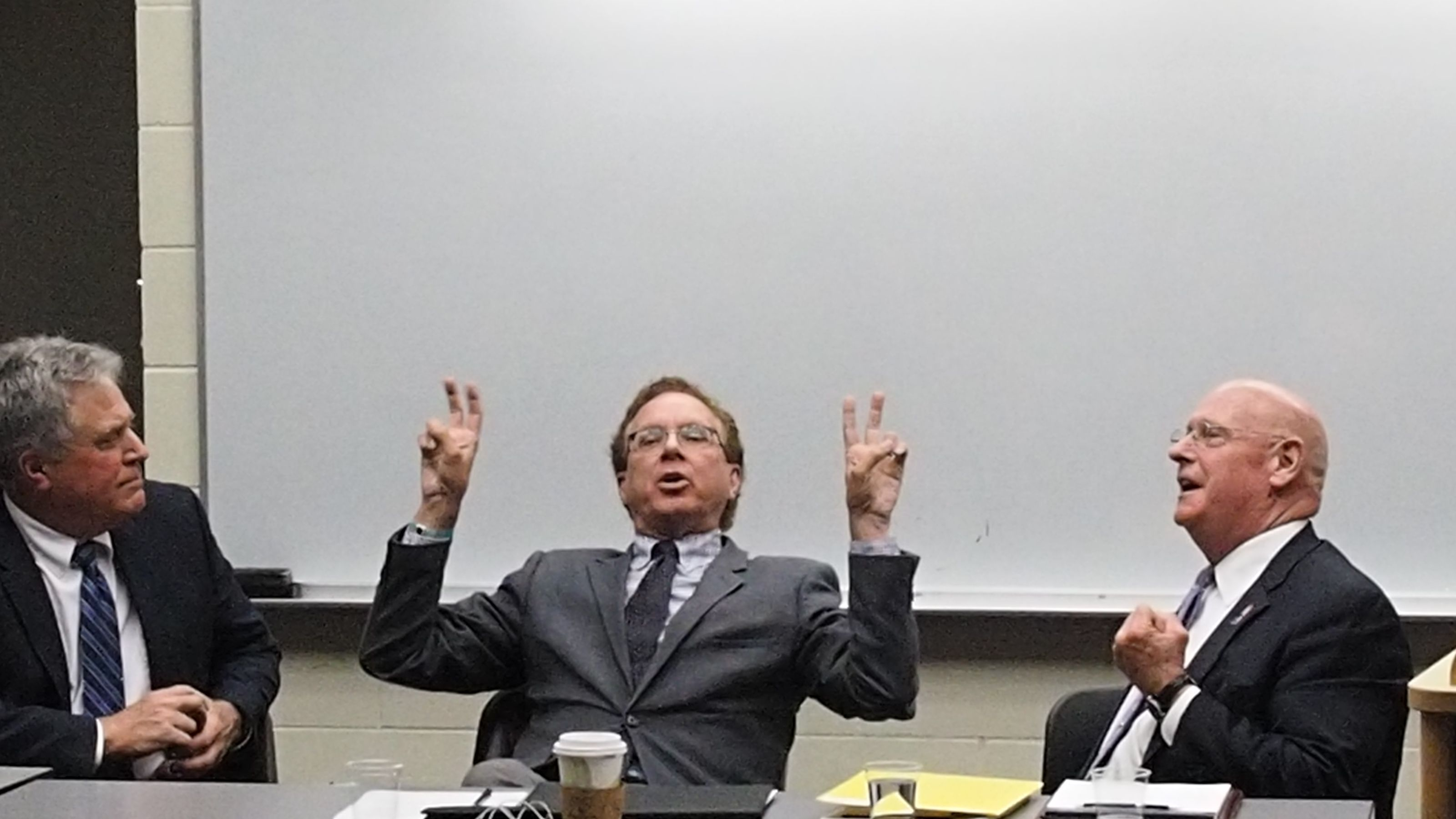 Free Speech Panel